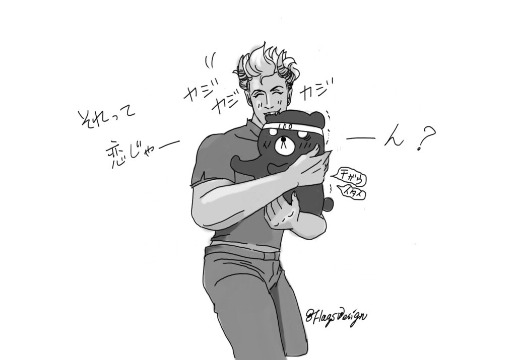 凡百さんファンアート04